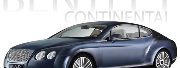 Bentley Illustration