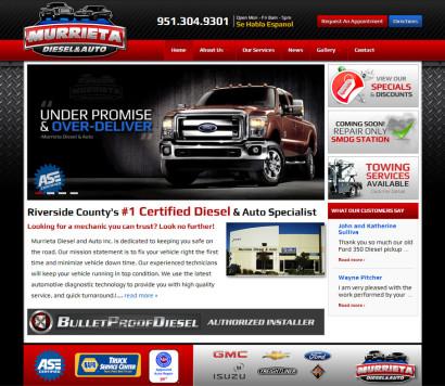 Murrieta Diesel & Auto